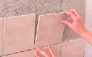Как подготовить стены для плитки?