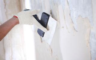 Латать стены – просто!