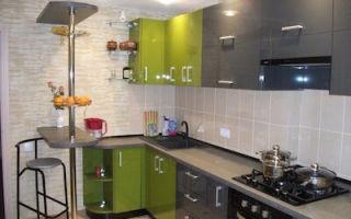 Ремонт кухни: советы начинающим