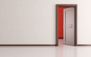 Выбор межкомнатной двери в квартиру