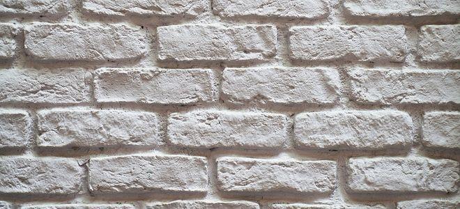 Способы и варианты самостоятельного оформления стены под имитацию кирпича