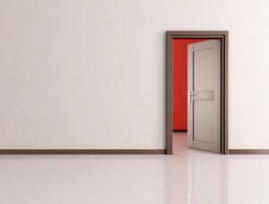 Выбираем дверь в квартиру - фото.