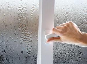 Почему потеют пластиковые окна изнутри - фото.