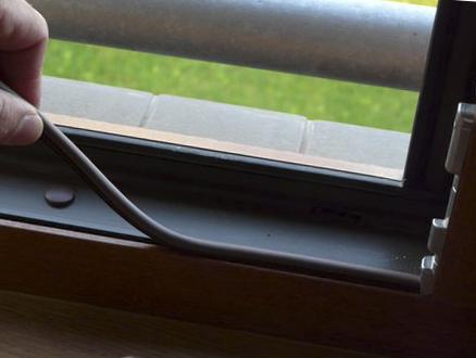 Уплотнитель для пластиковых окон: виды, установка 78
