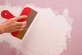 Шпаклевка стен своими руками - фото