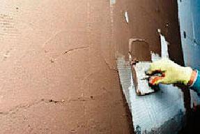 Самостоятельна шпаклевка стен - фото