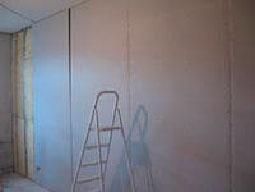 Выравнивание стен - фото.