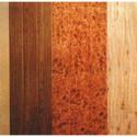 Отделка стен МДФ панелями - фото №1