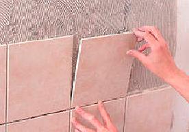 Подготовка стен под плитку - фото №1