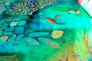 Фотография наливного пола