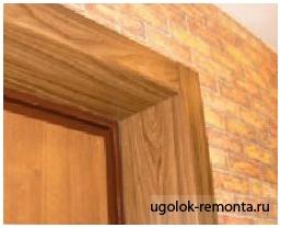 Как сделать откосы входной двери? - фото