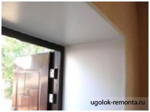 Как сделать откосы входной двери? - фото 2