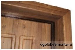 Как сделать откосы входной двери? - фото 4