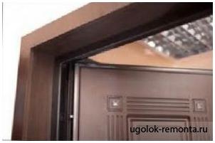 Как сделать откосы входной двери? - фото 7