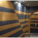 Монтаж ПВХ панелей на стены - миниатюра