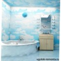 Монтаж ПВХ панелей в ванной - миниатюра