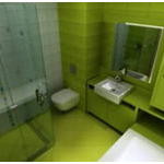 Красим ванную комнату