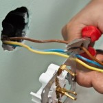 Установка розеток и выключателей в гипсокартон