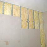 Монтаж гипсокартона на стены — каркасный способ