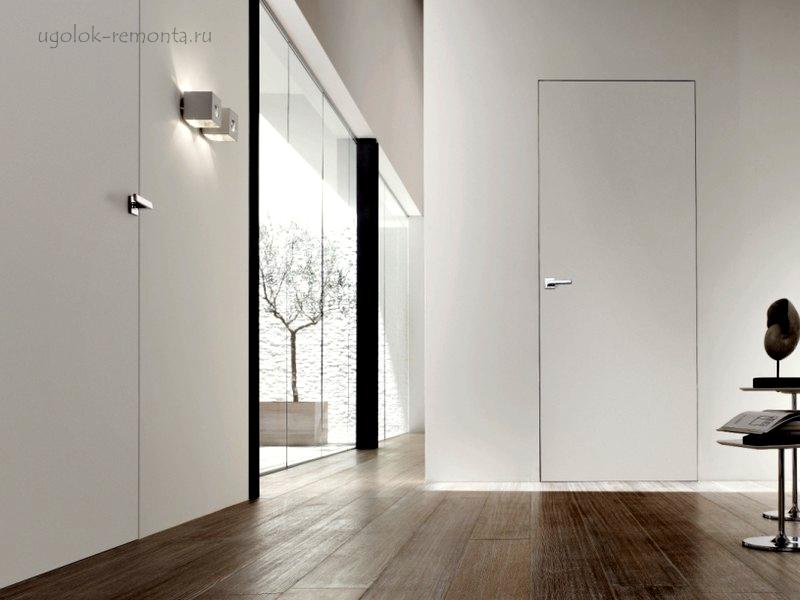 Скрытые двери невидимки