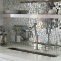 Отделка кухни мозаикой