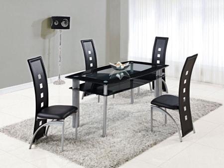 Дизайн стульев в интерьере кухни